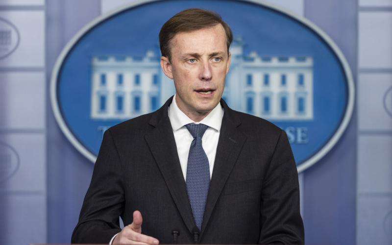 美国白宫国家安全顾问沙利文周二证实,美国总统拜登与中国国家主席习近平将在年底前安排双边视讯会谈。(彭博社)