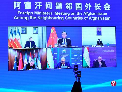 中国将向阿富汗提供价值2亿人民币物资