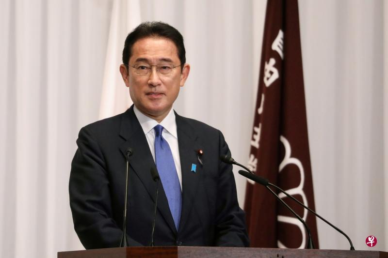 现年64岁的岸田文雄将成为日本第100任首相。(路透社)